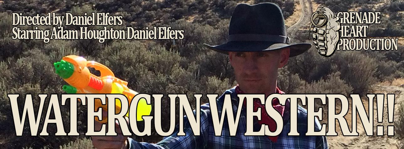 Watergun Western!!!