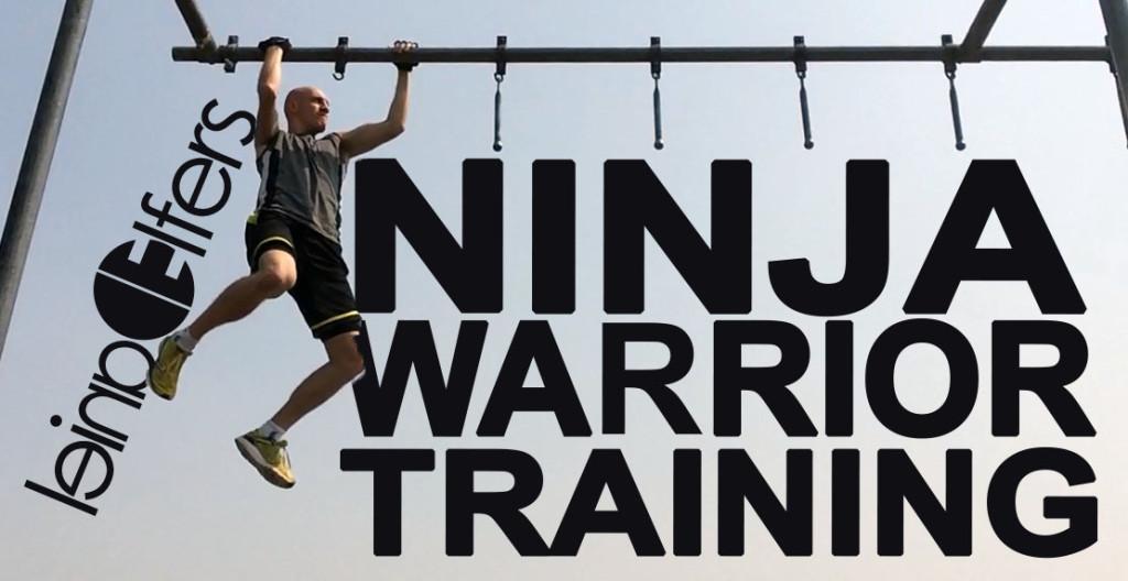 Daniel Elfers Ninja Warrior Training Pikes Nunchaku