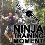 Ninja Warrior Training Moment Video Sept 8