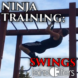 Ninja Training Swings Video