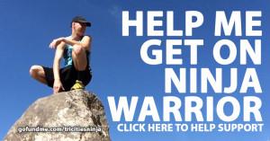 American Ninja Warrior Season 8 2016 Submission Support